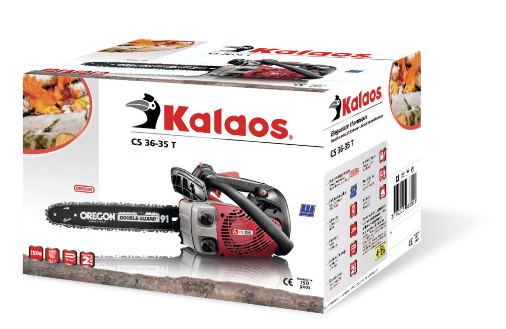 packaging_Kalaos_tronçonneuse